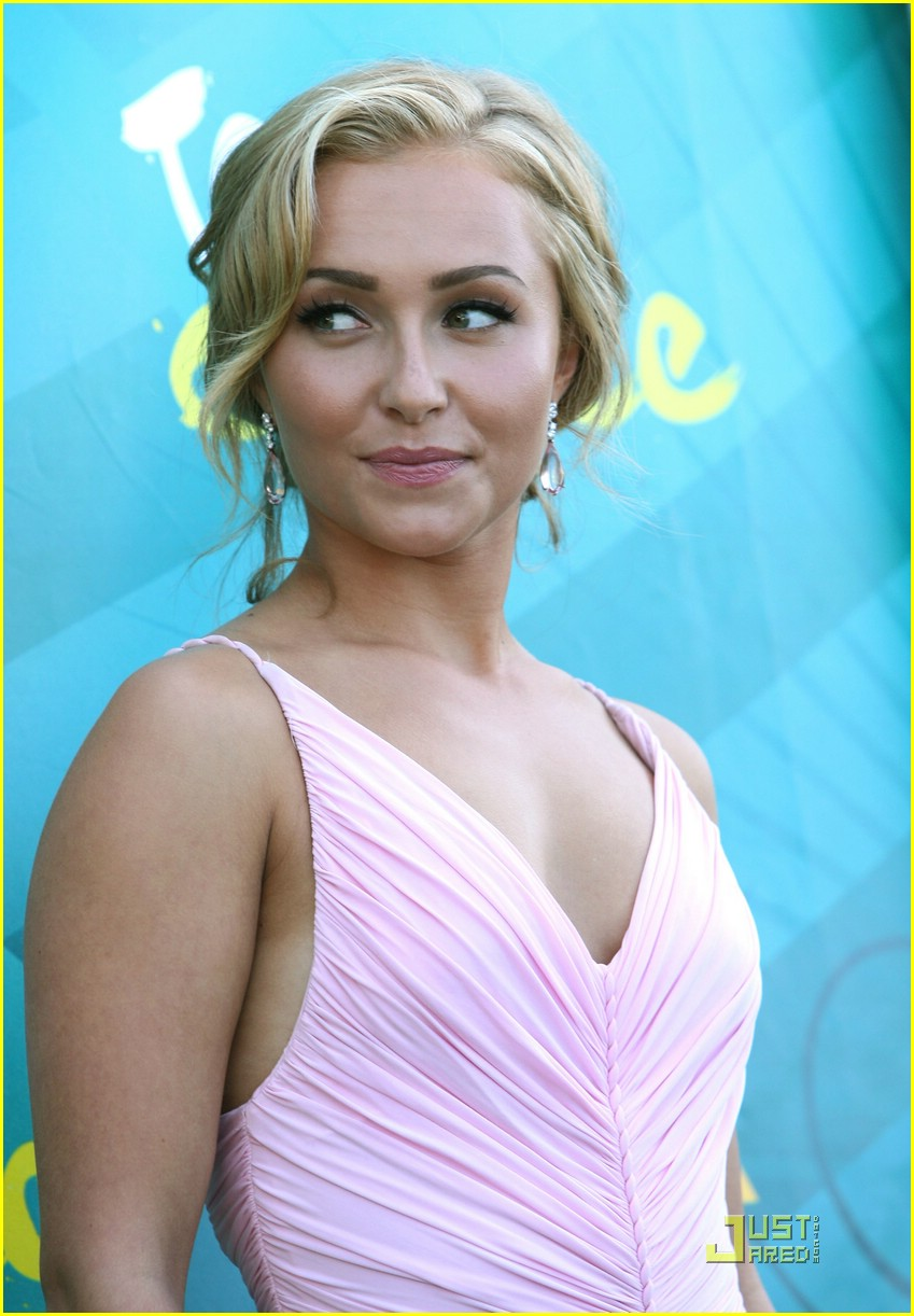 hayden panettiere tca awards 04
