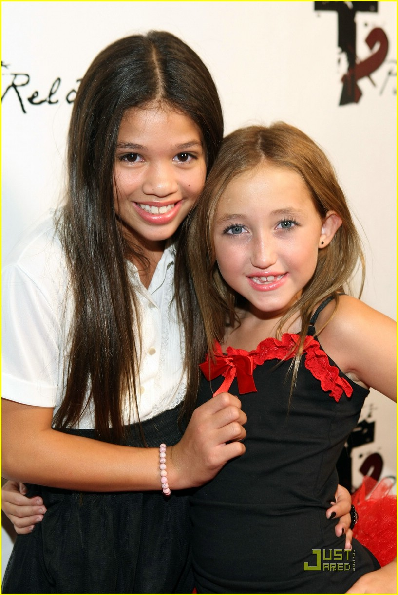 noah cyrus keana texeira tca party 03