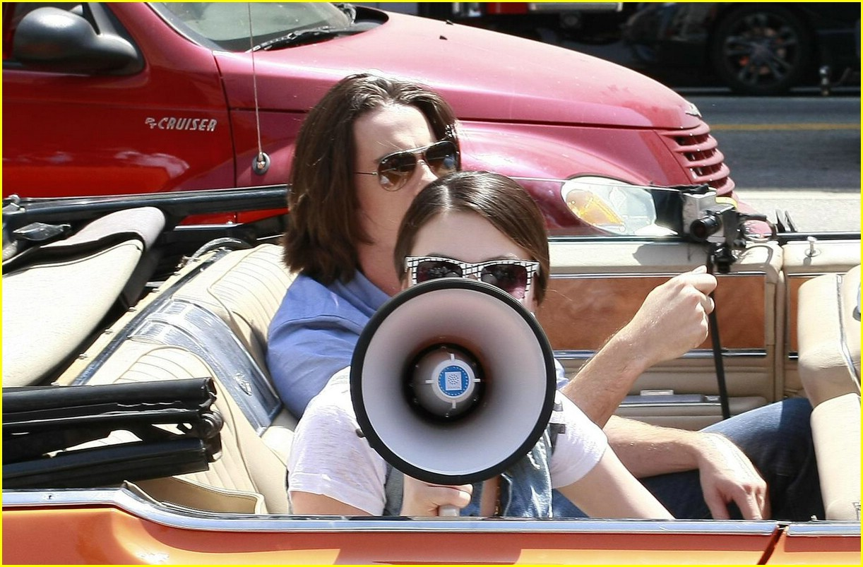 miranda cosgrove cadillac cruisin13