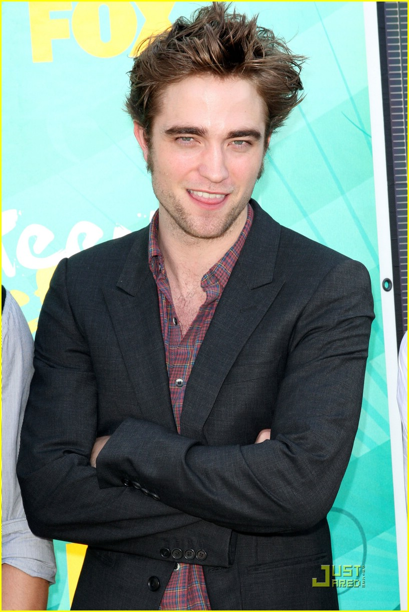 robert pattinson tca awards 05