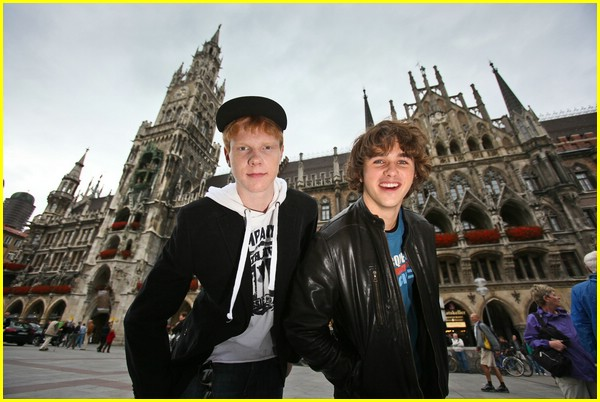 hutch dano adam hicks munich 08