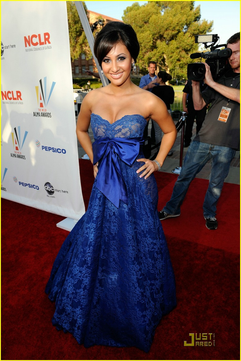 francia raisa alma awards 03