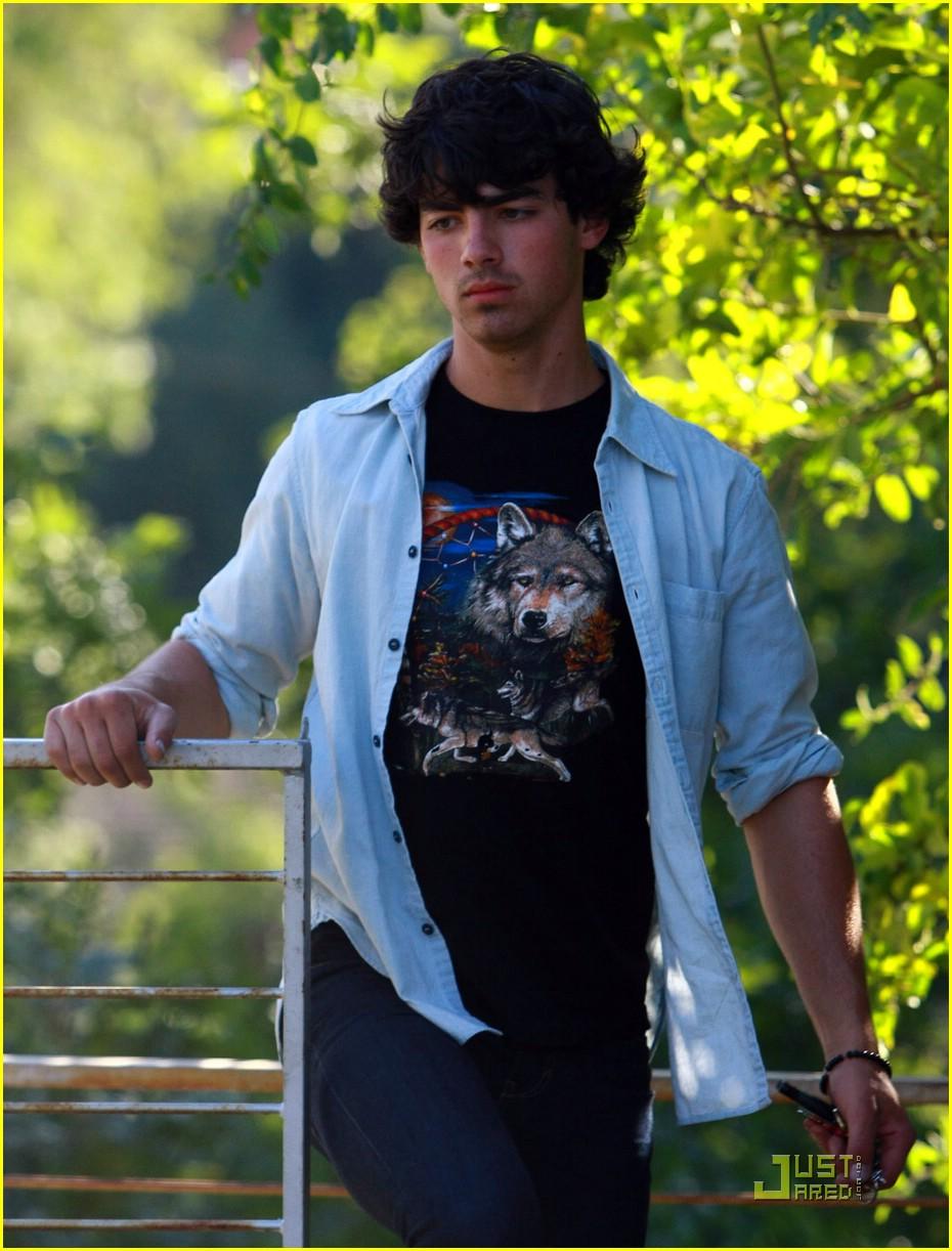 Joe Jonas Camp Rock 2