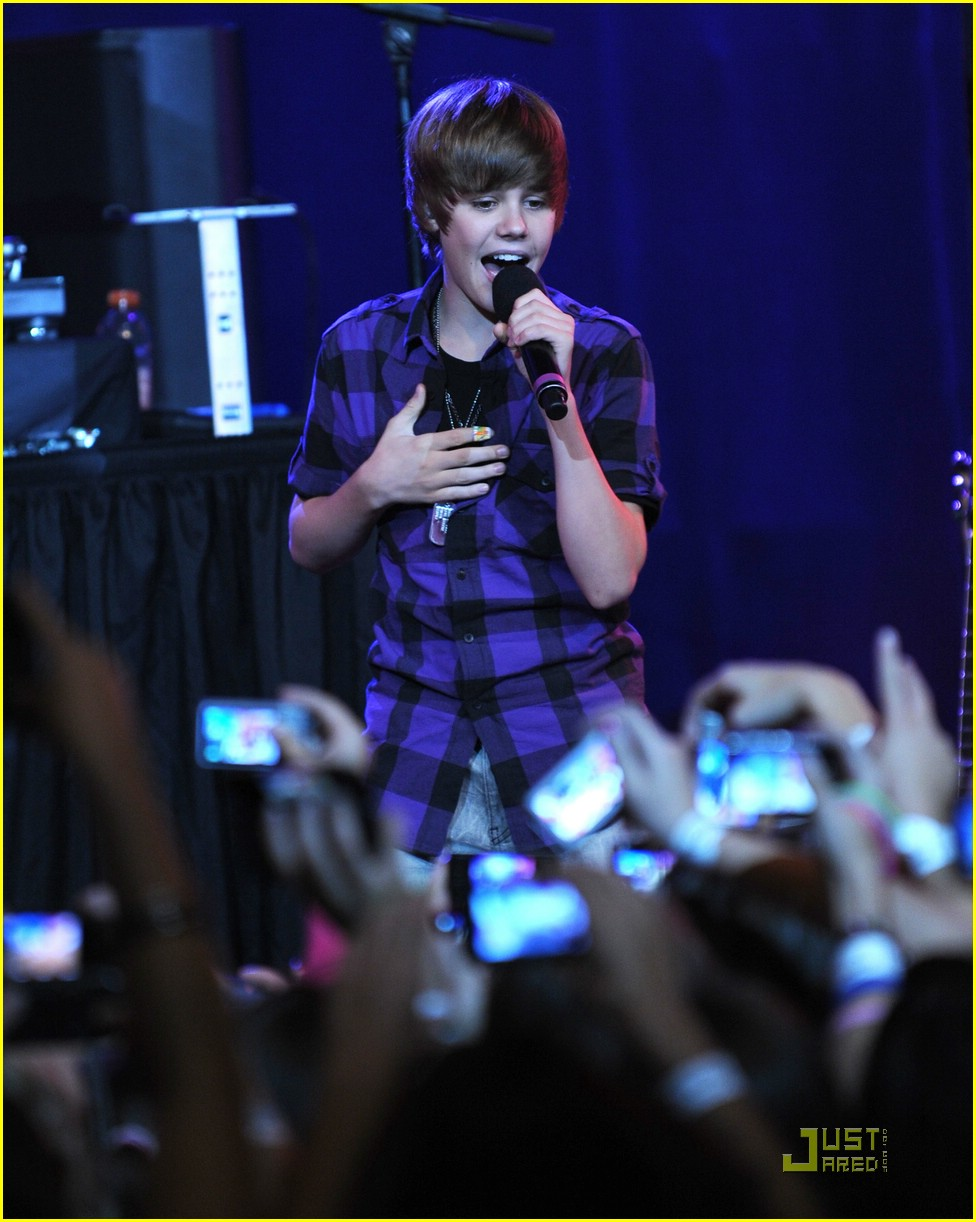 justin bieber second single 07
