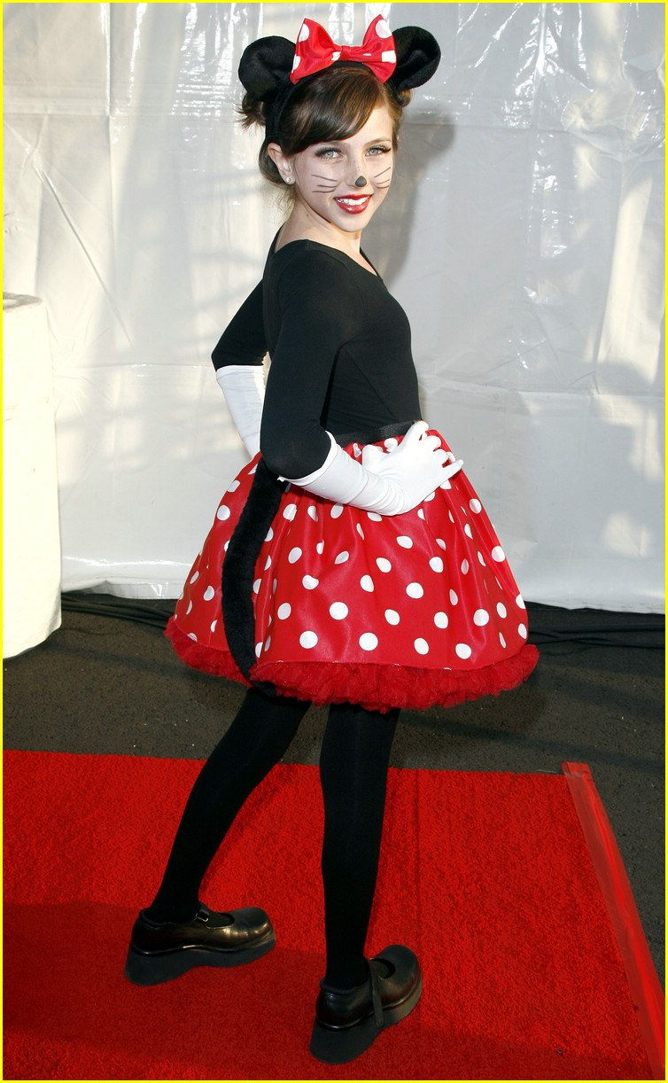 ryan newman minnie mouse 02