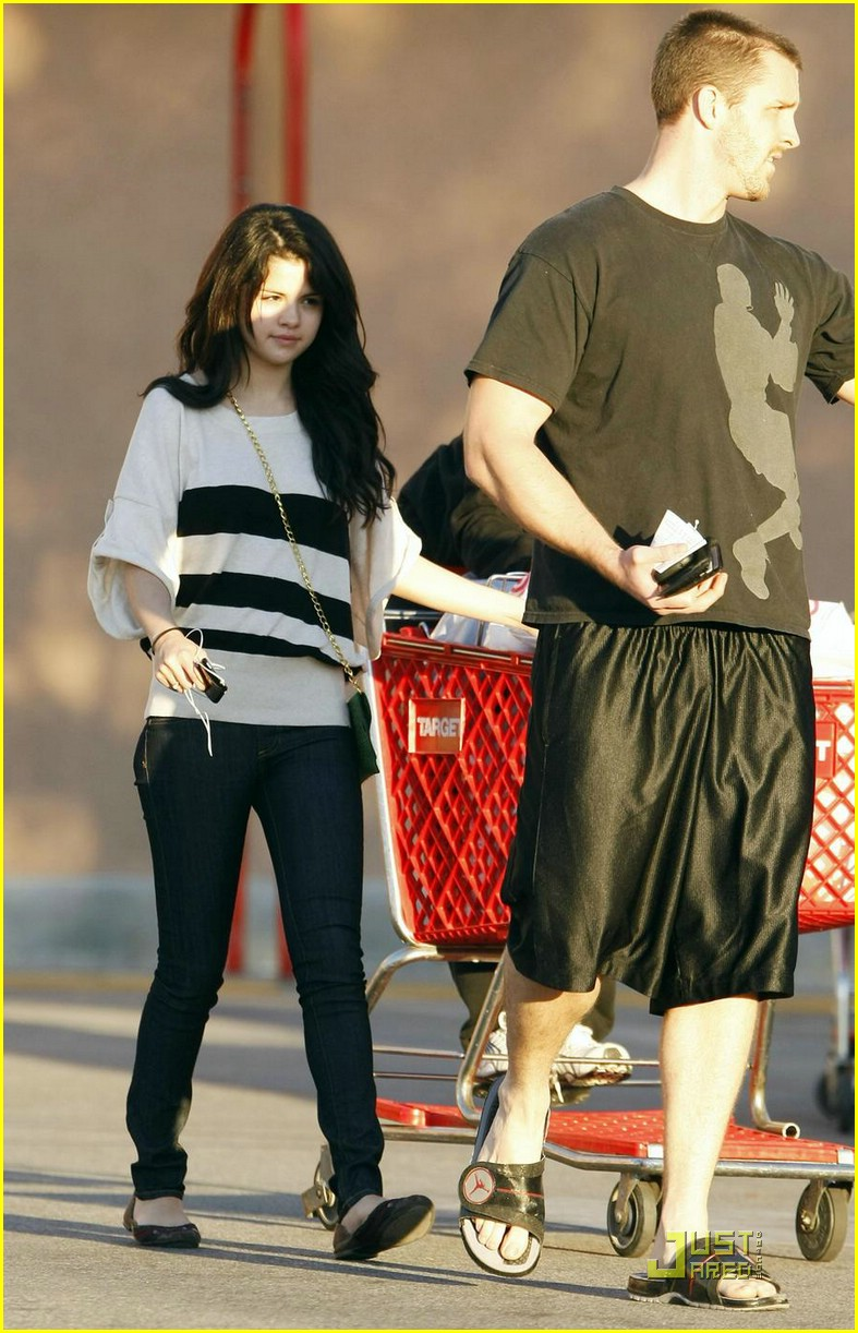 selena gomez target shopper 18