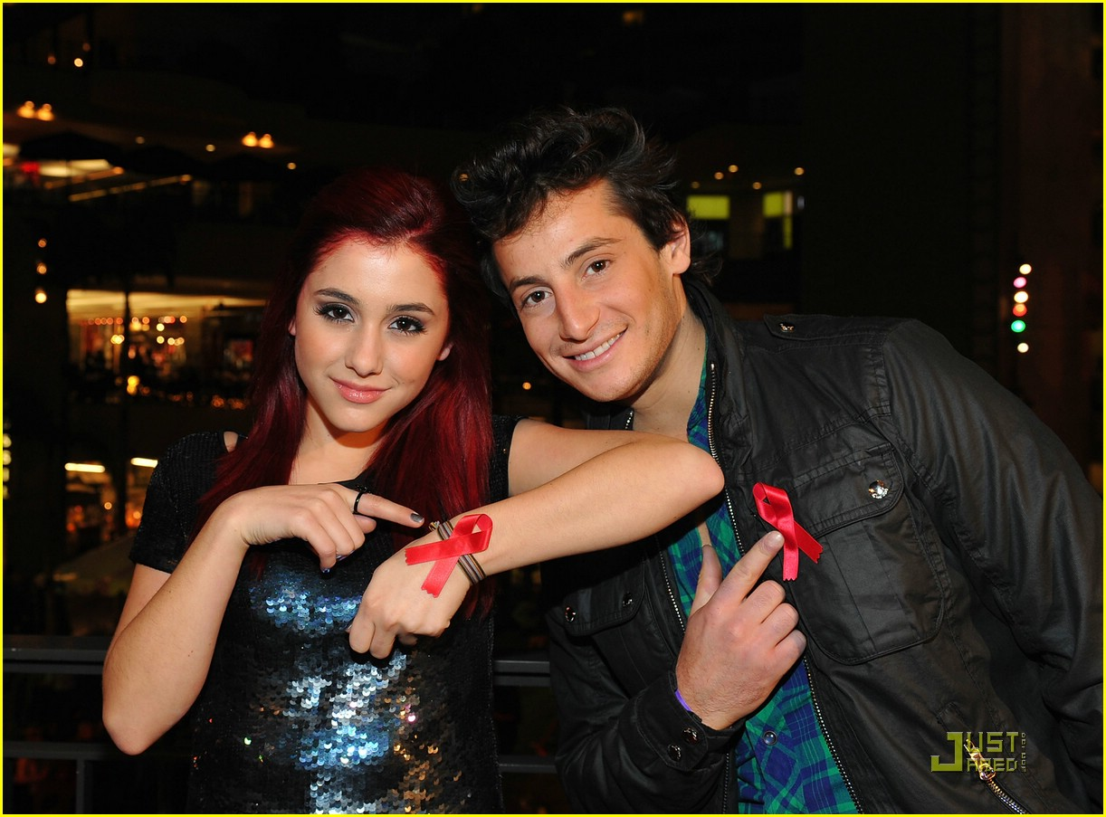 ariana grande aids awareness 01