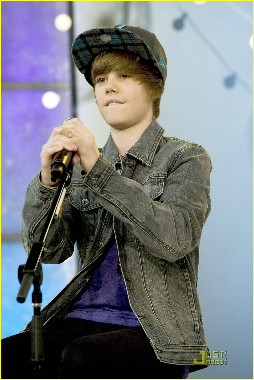 justin bieber gma sunday 21