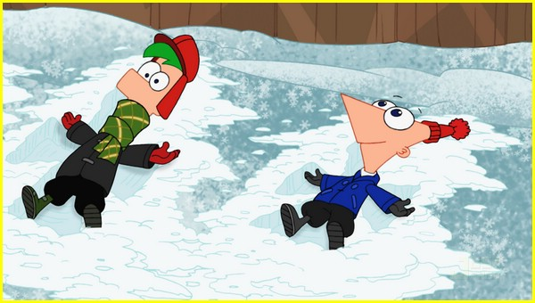 phineas ferb christmas vacation special 09