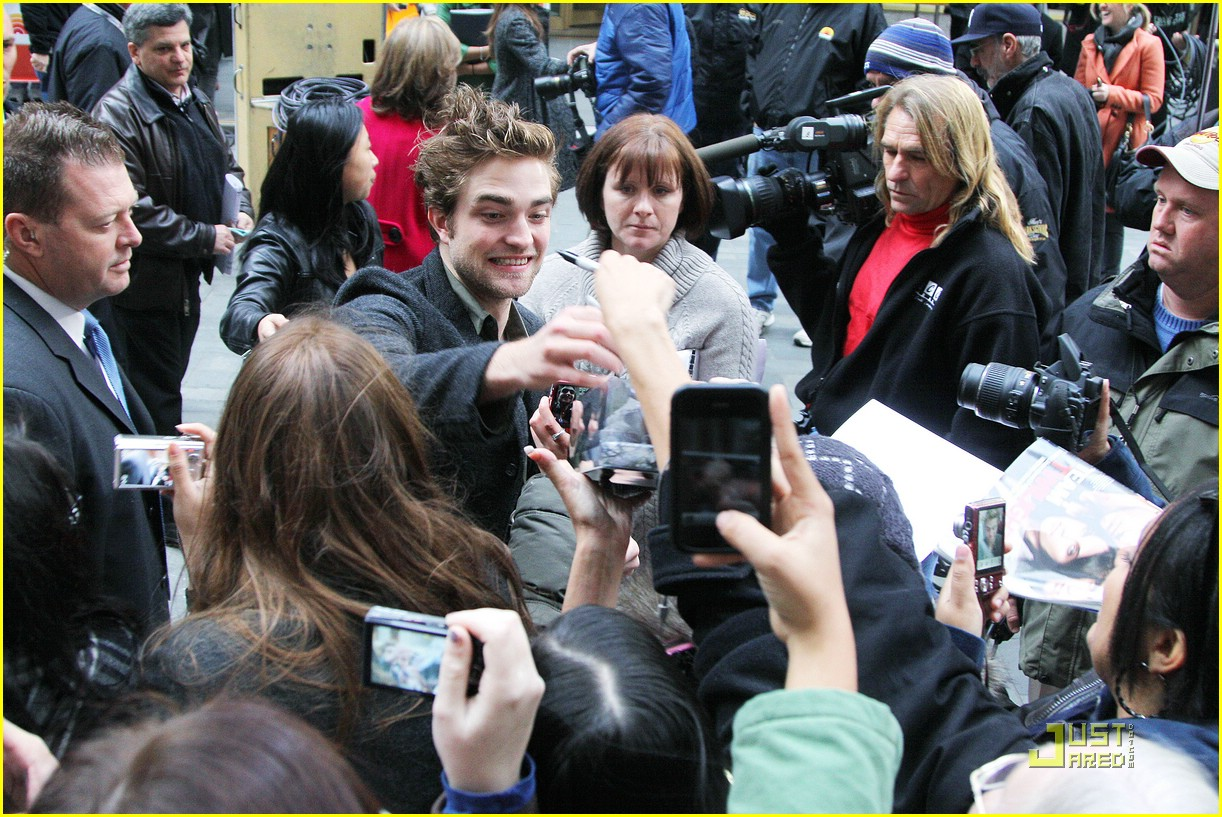robert pattinson today show 02