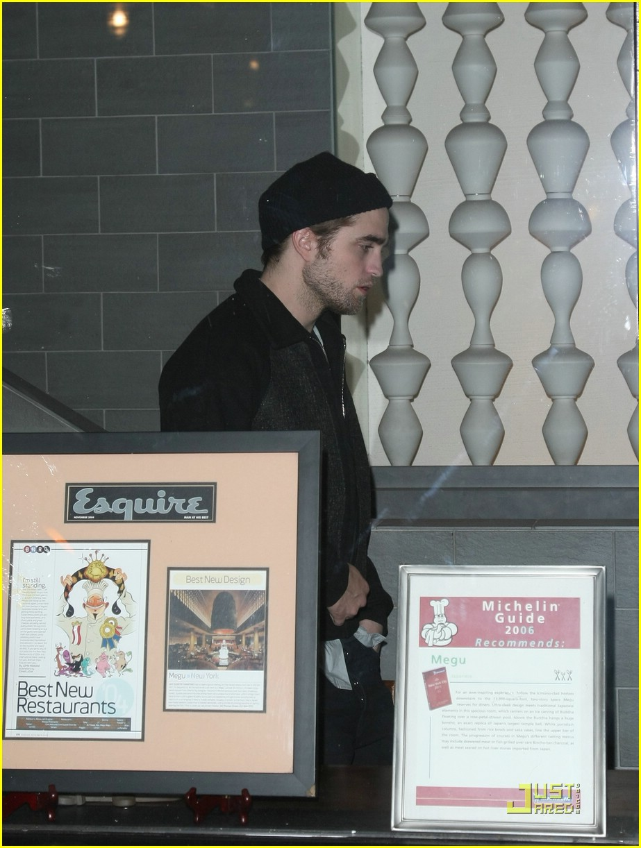robert pattinson megu restaurant 04