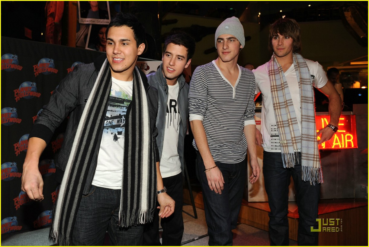 big time rush peace planet 30