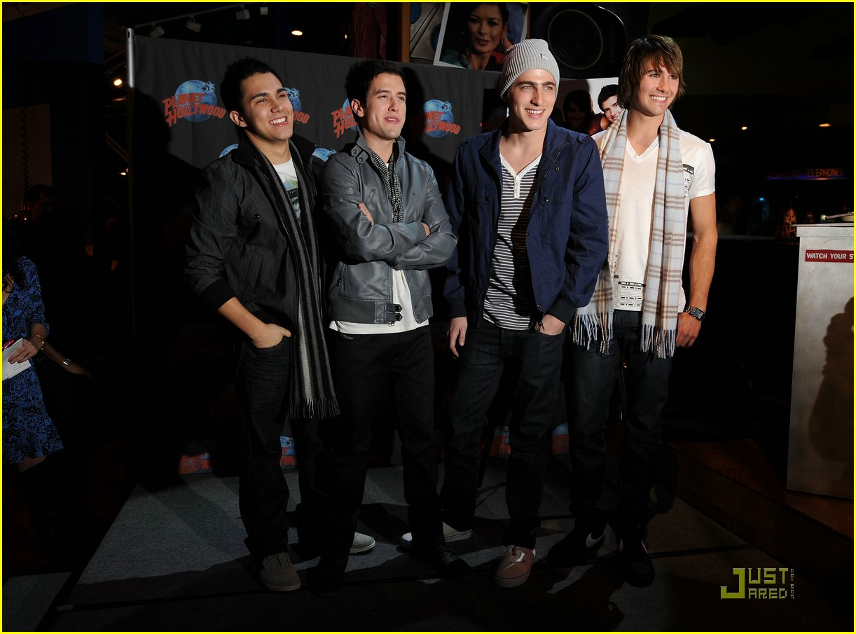 big time rush peace planet 44