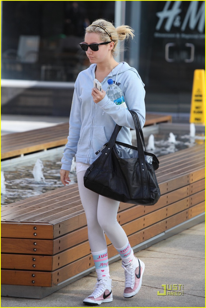 ashley tisdale free city fit 03
