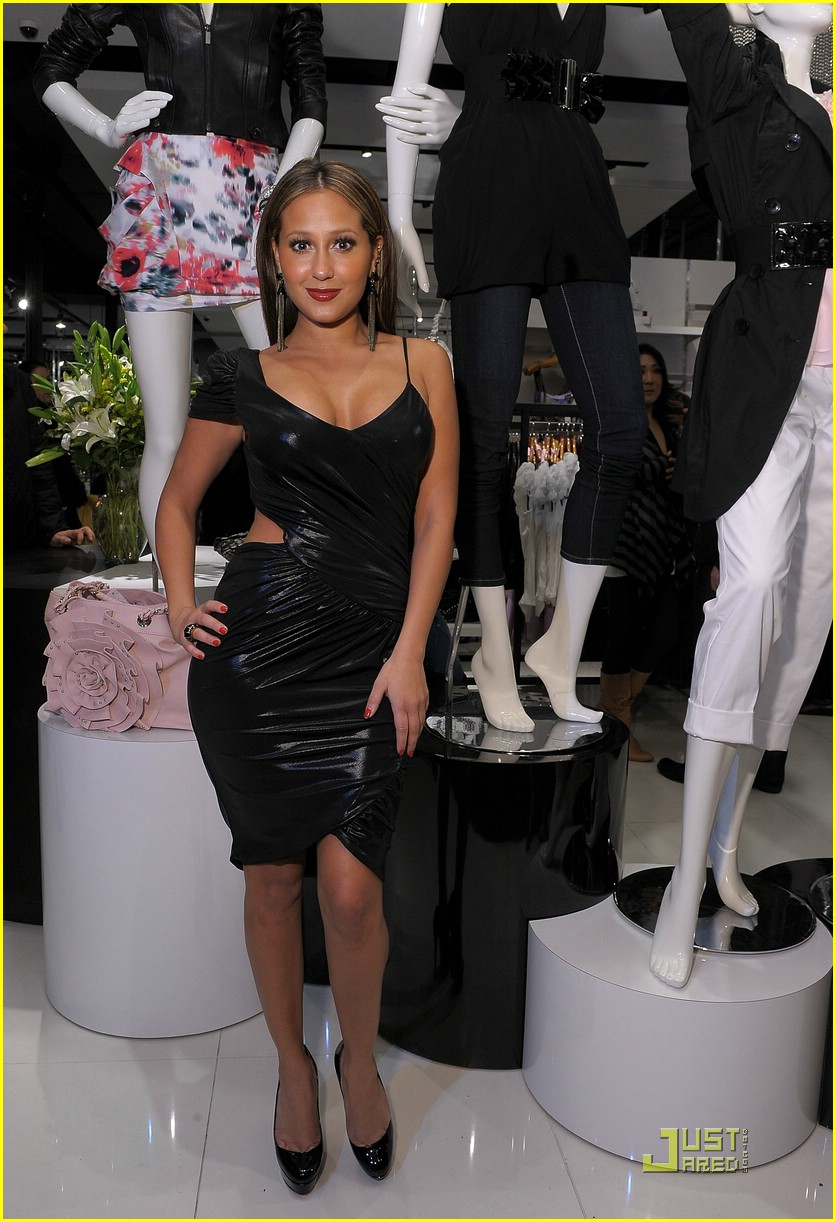 adrienne bailon fashion week 20