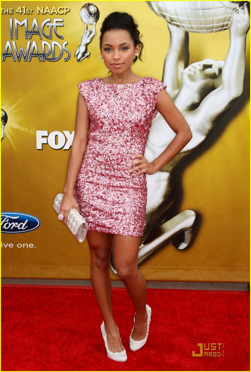 logan browning image awards 03