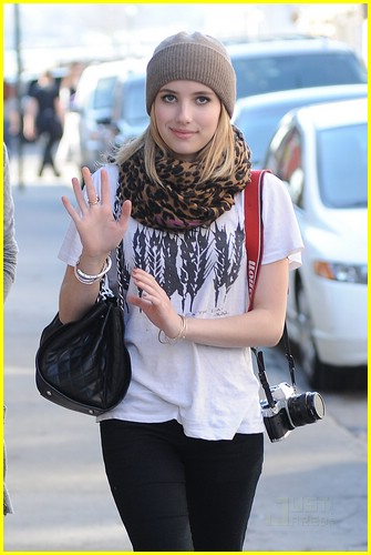 Emma roberts to cute