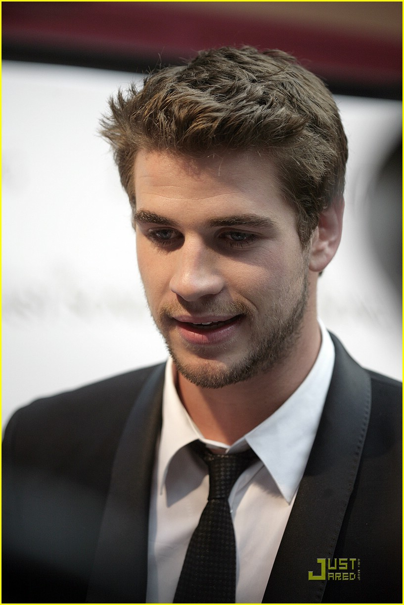 Liam Hemsworth Premieres The Last Song in Melbourne | Photo 362252 ...