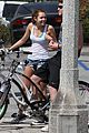 Liammiley-biking miley cyrus liam hemsworth biking 29