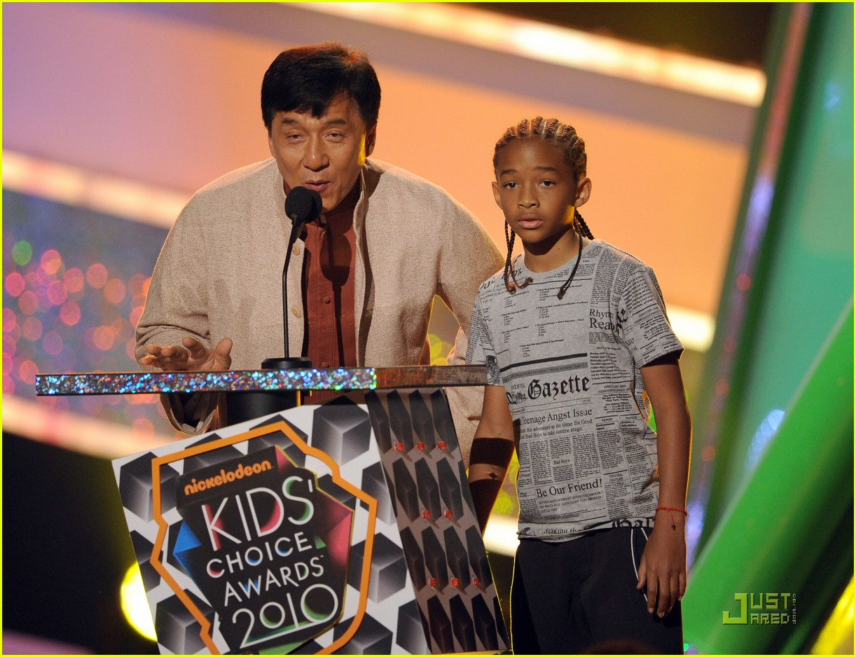 jaden smith 2010 kids choice 11