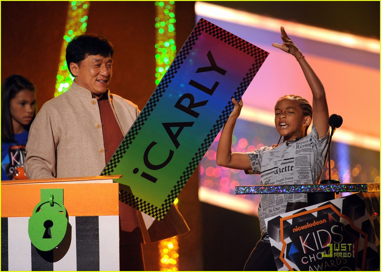 jaden smith 2010 kids choice 12