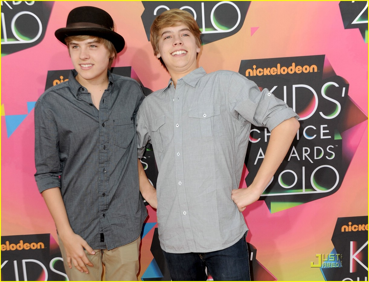 dylan cole sprouse kca awards 01