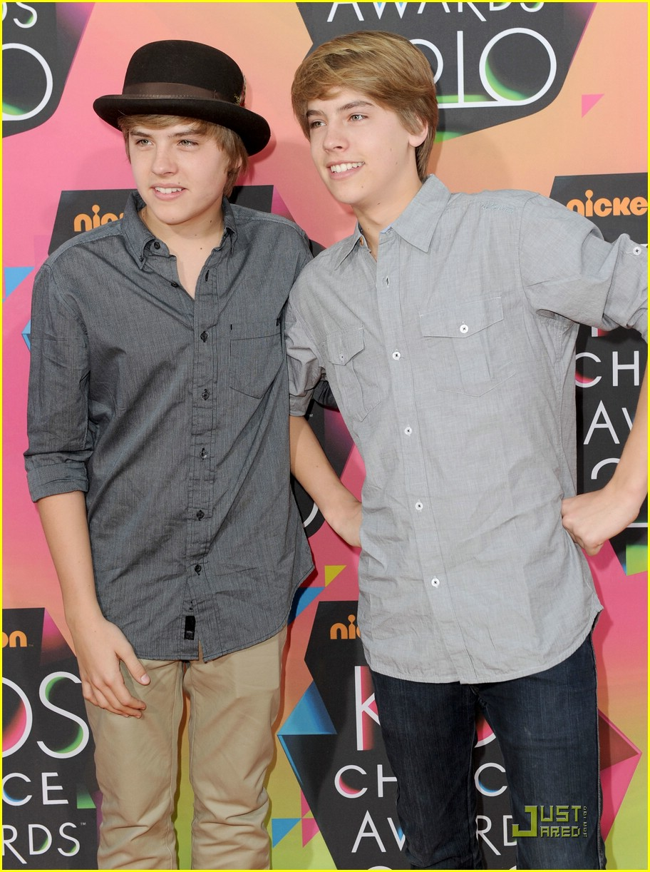 dylan cole sprouse kca awards 09