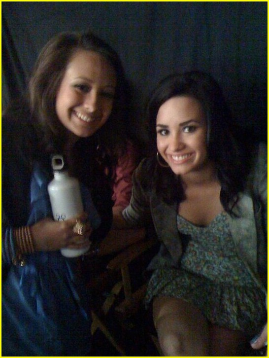 Caitlyn Taylor Love And Logan Miller Caitlyn Taylor Love Demi