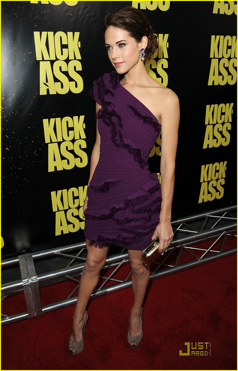 lyndsy fonseca kickass premiere 17