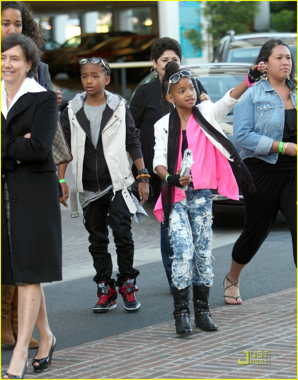 willow jaden smith perfect game 12