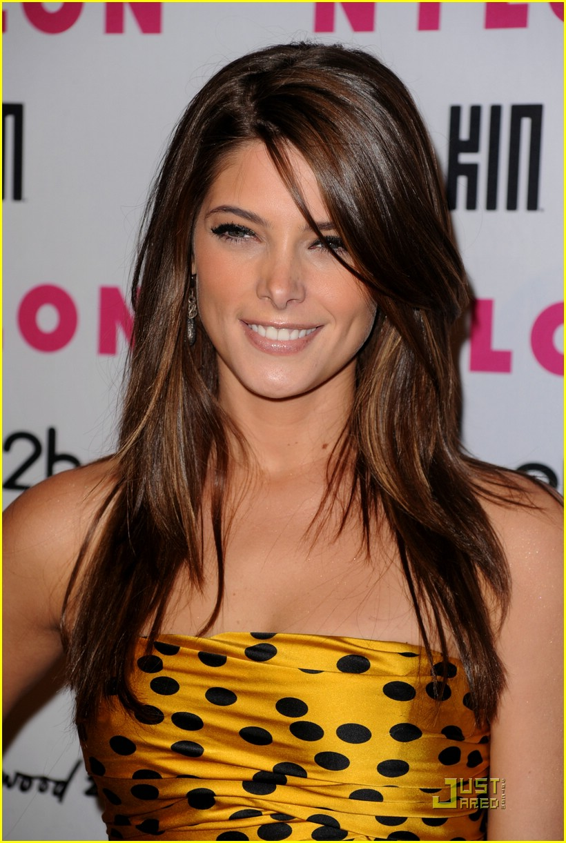 ashley greene nylon party 08