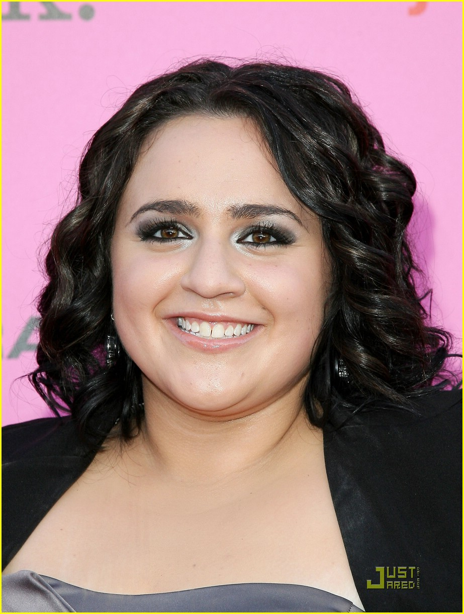 nikki blonsky huge upfronts 10