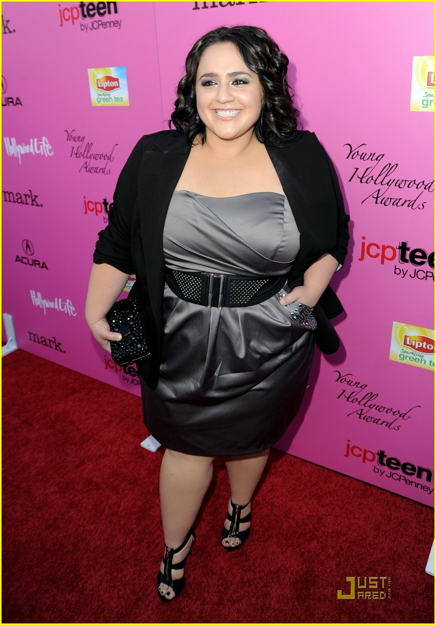 nikki blonsky huge upfronts 15