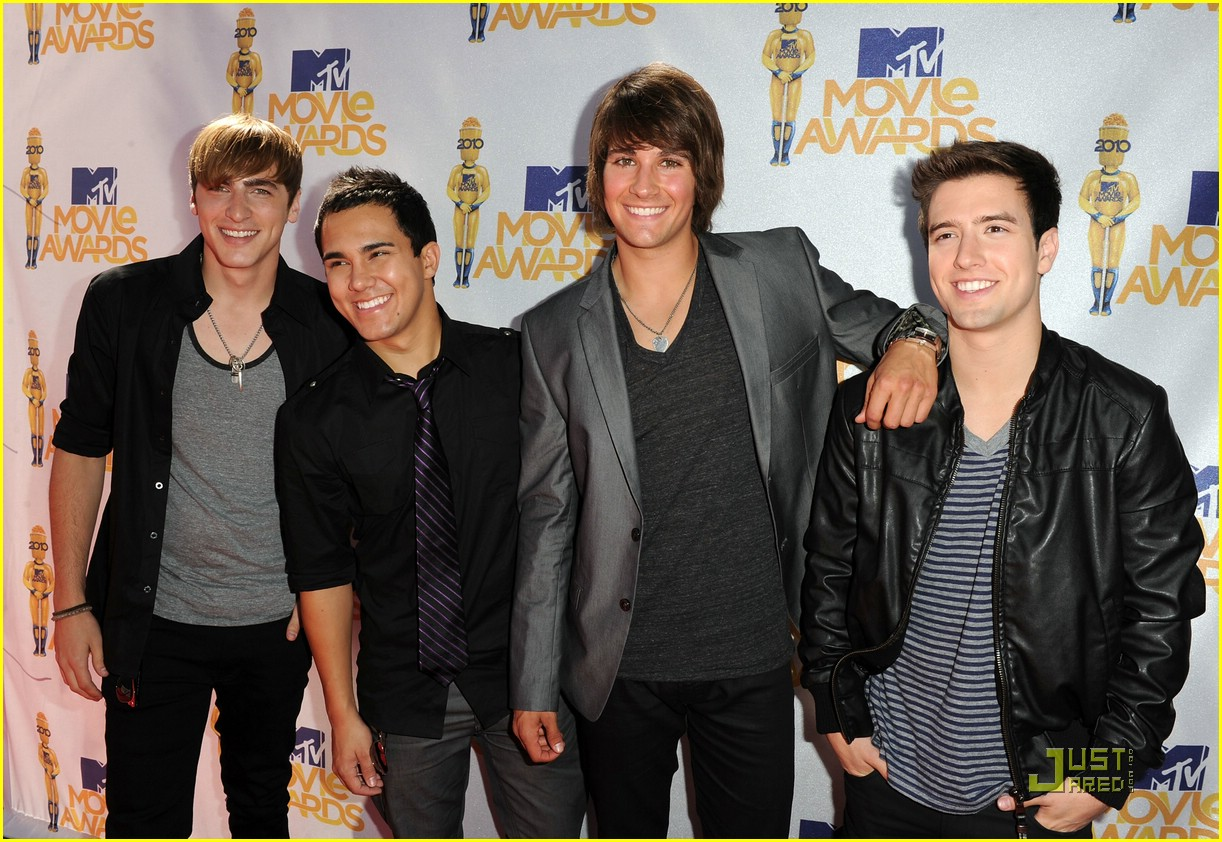 big time rush mtv awards 03