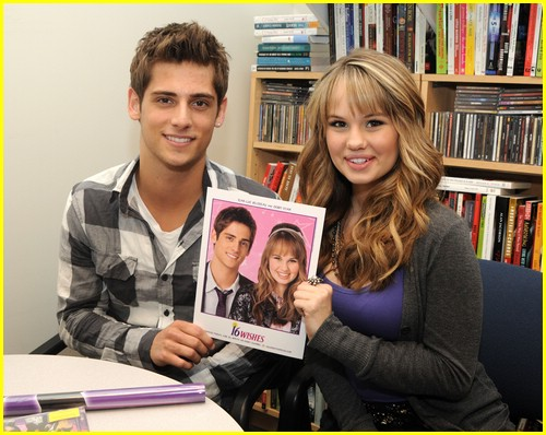 debby ryan borders jean luc 03