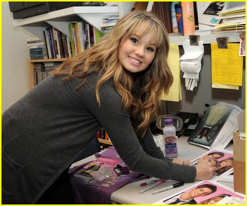 debby ryan borders jean luc 15