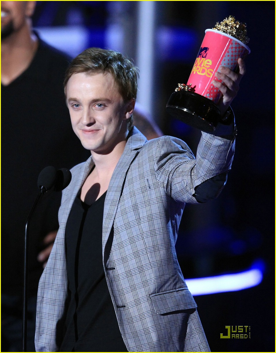 tom felton jade olivia mtv awards 11