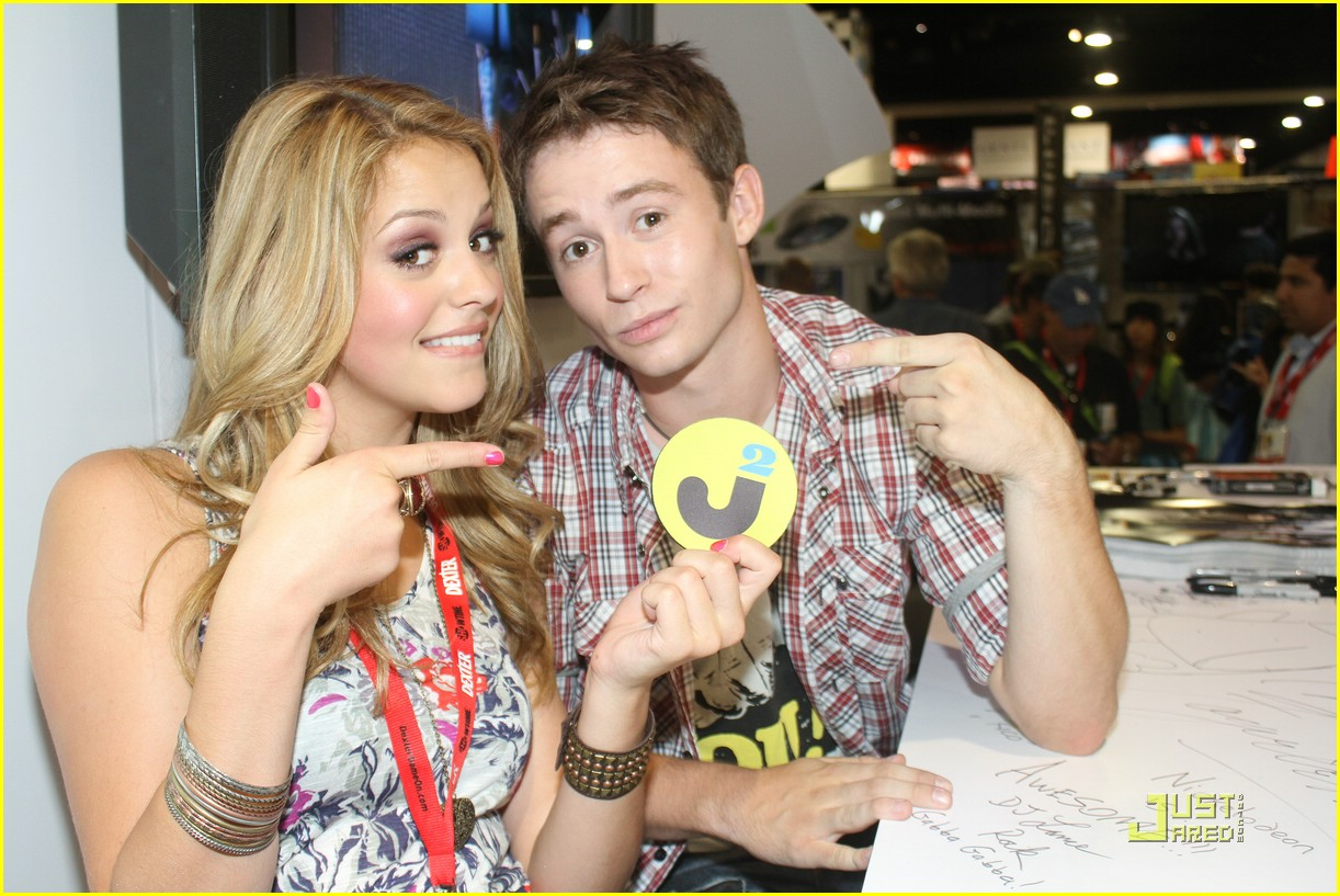 gage golightly nick purcell comicon 01