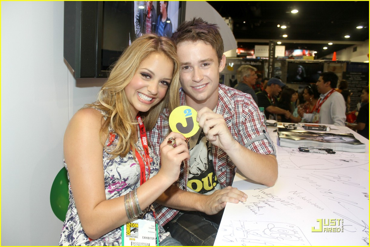 gage golightly nick purcell comicon 03