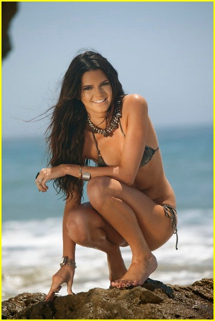 kendall jenner beach beauty 03