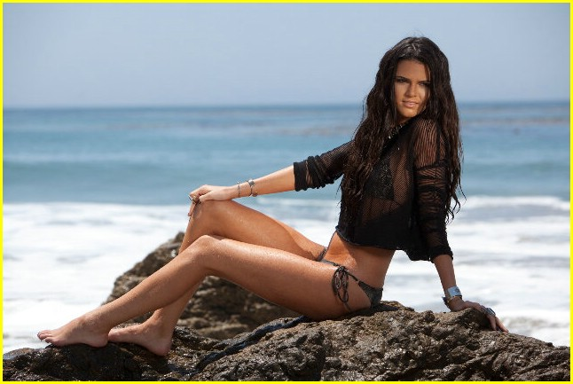 kendall jenner beach beauty 04