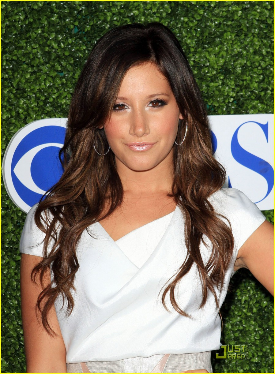 ashley tisdale cw party 09