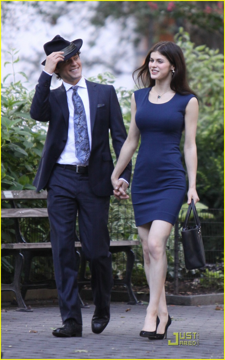alexandra daddario on white collar