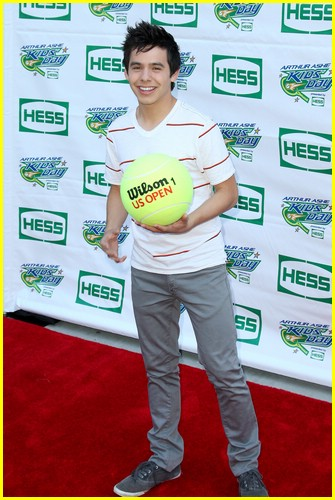david archuleta allstar ashe day 03