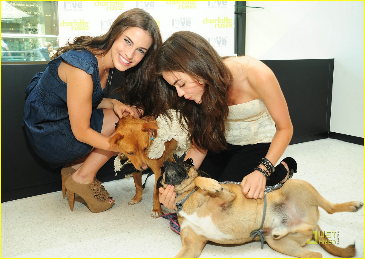 lucy hale cuddles snuggles 15