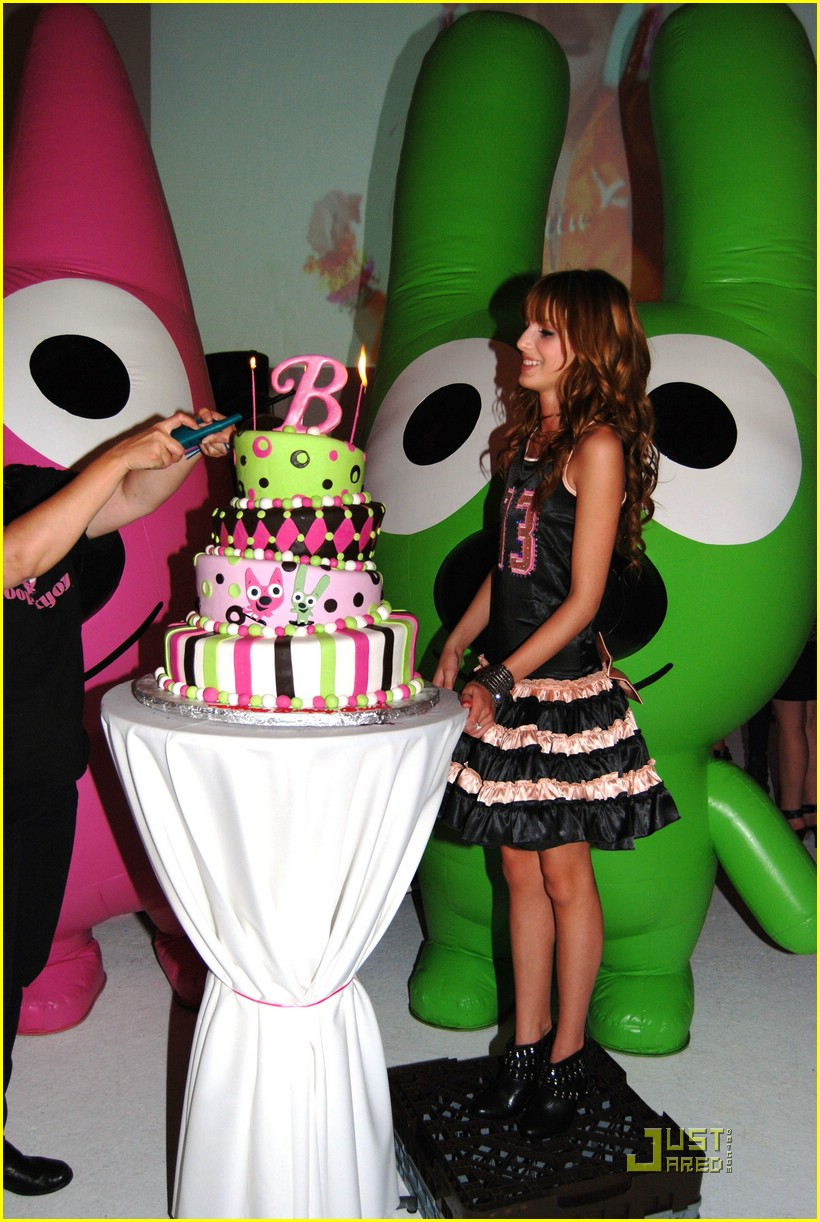 bella thorne bday party 11