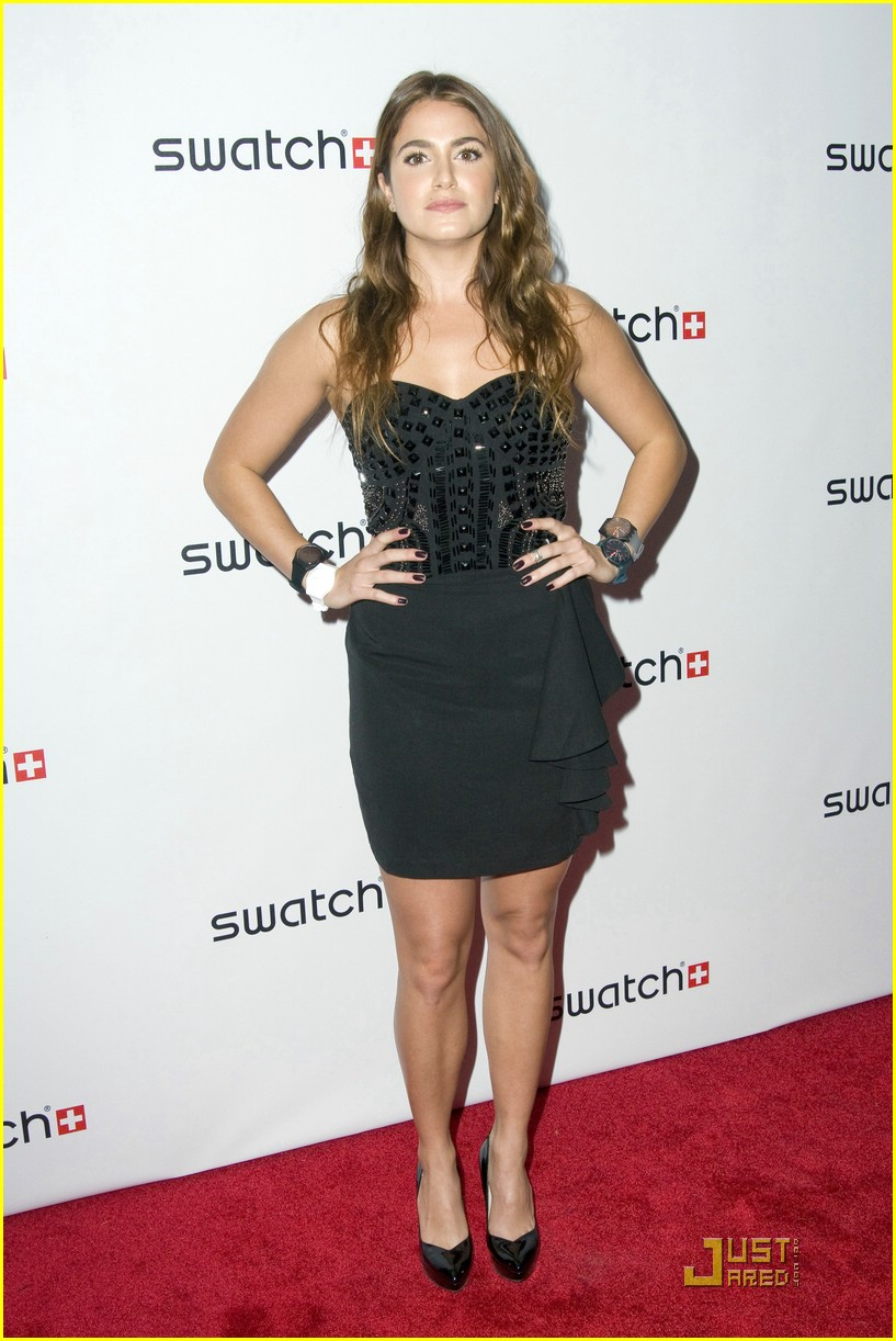 nikki reed swatch party 06