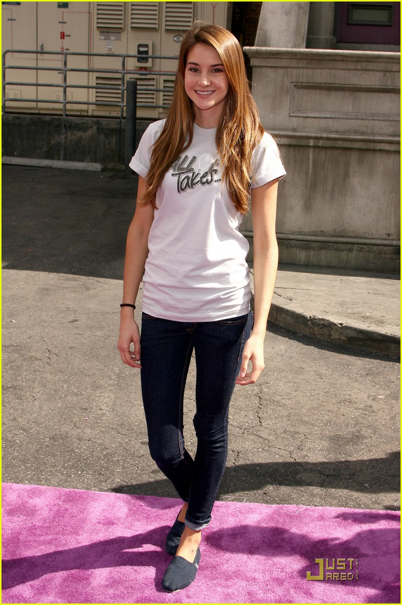 shailene woodley power youth 11