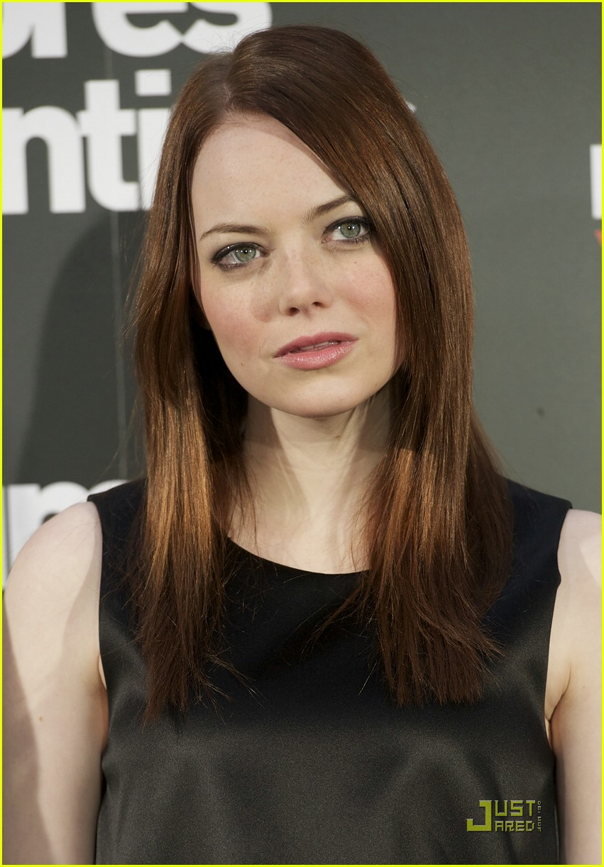 emma stone easy a madrid 07