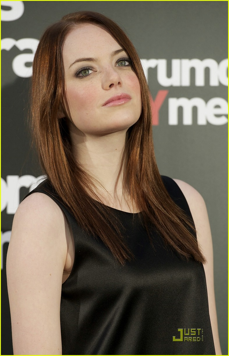 emma stone easy a madrid 09